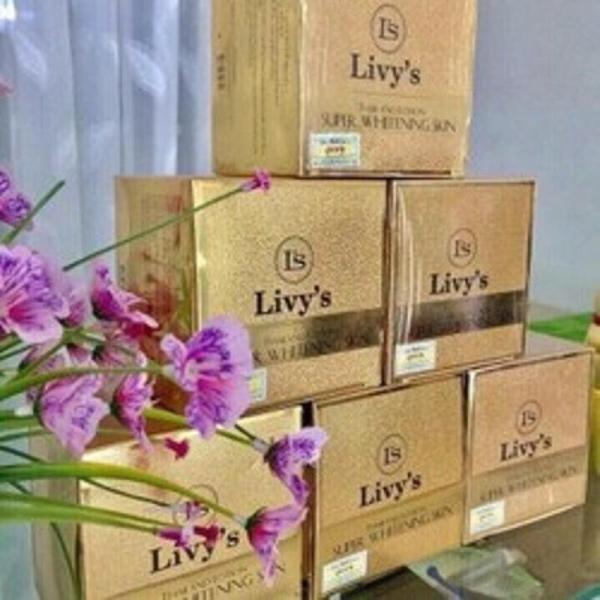 Kem Body Livys Thái Siêu Trắng tốt nhất