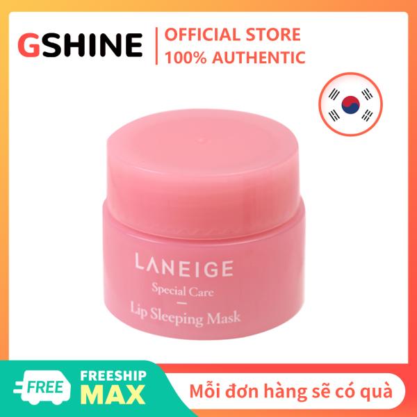 Laneige mặt nạ ngủ cho môi dưỡng ẩm cho đôi môi mềm mại căng bóng - 3g - intl Laneige Lip Mask 3g giá rẻ
