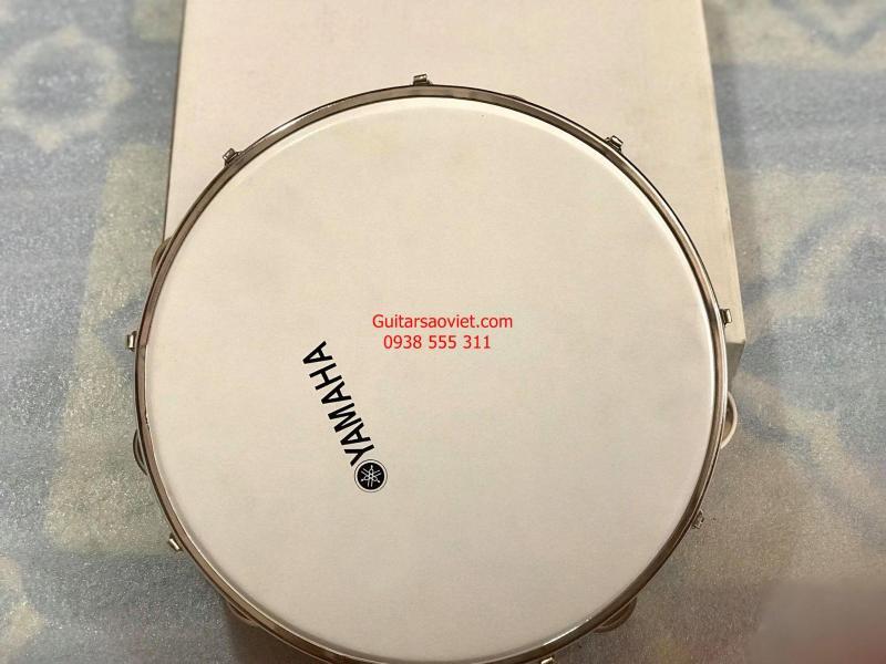 Trống lắc tay - Lục lạc gõ bo Tambourine Yamaha