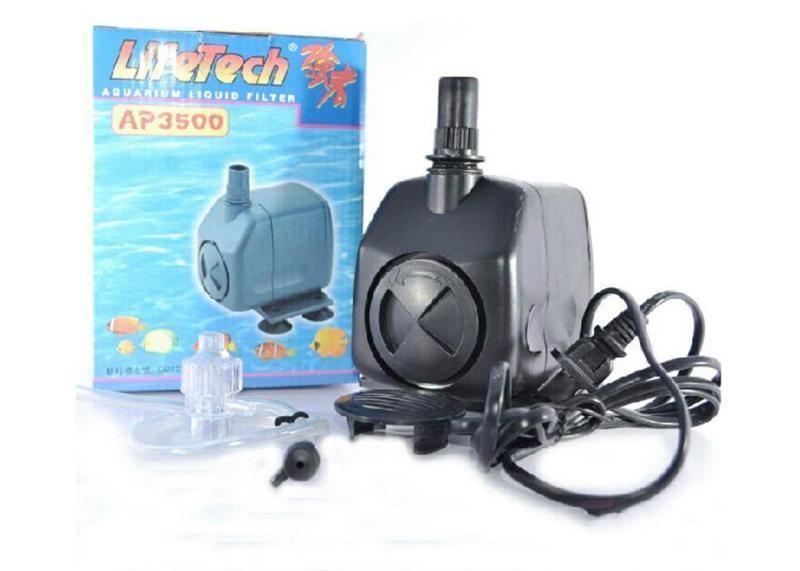 Bơm Lifetech AP3500 dùng máy bơm bể cá cảnh, trồng thủy canh, hệ thống aquaponics ....