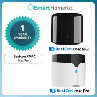 Thiết bị điều khiển máy lạnh, TV thông minh Broadlink Bestcon RM4C Mini/Pro IR