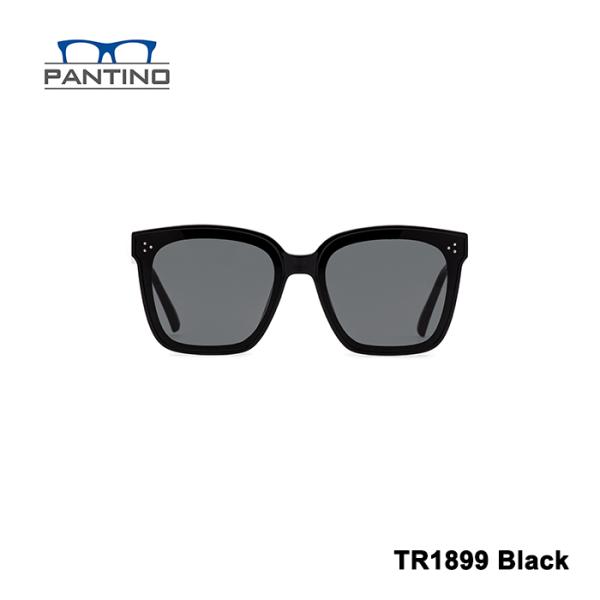 Giá bán Kính Mắt Thời Trang Nam PANTINO Chống Tia UV, Chống Chói Lóa, Ánh Sáng Xanh Mã TR1899 Black