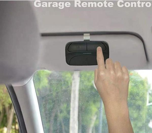 Remote cửa cổng- remote cổng gắn xe hơi