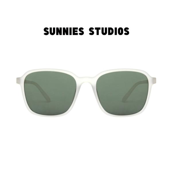 Mua Kính mát Sunnies Studios Gọng Vuông Lazlo in Pickle
