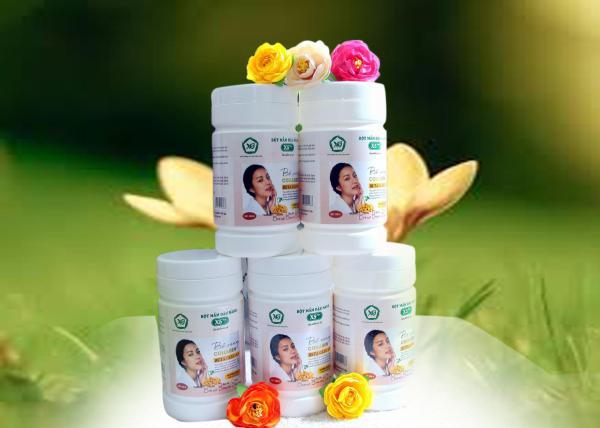 Bột Mầm Đậu Nành X5 , Có bổ sung Collagen, Betaglucan nhập khẩu