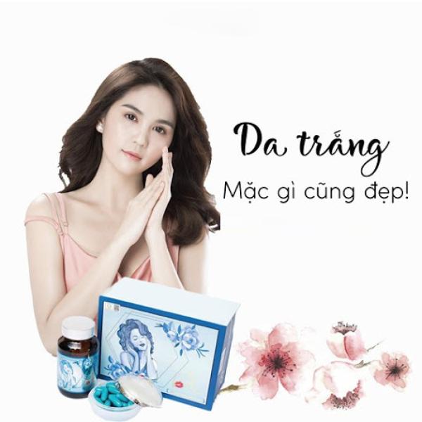 Viên Uống Trắng Da Cao Cấp Beauty Plus nhập khẩu