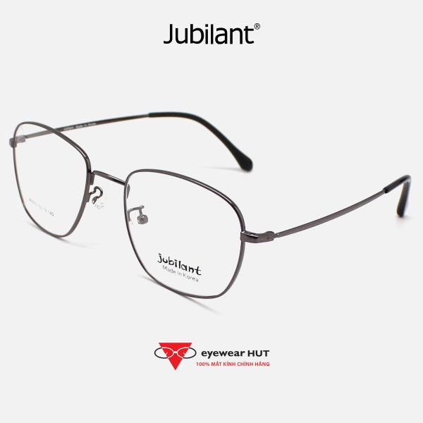 Giá bán Gọng kính Nữ Chính Hãng Kim loại Vuông JUBILANT J90003