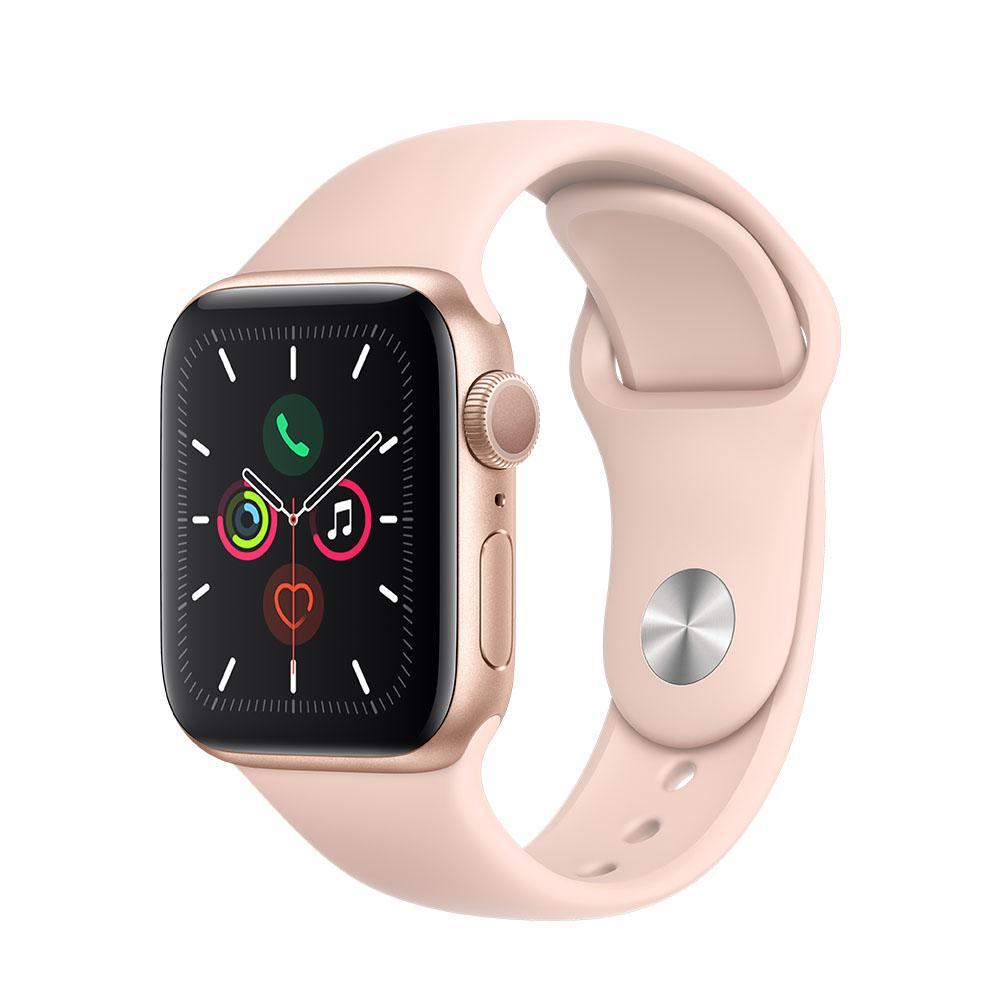 Đồng hồ Apple Watch Series 5 Aluminum Case - Sport Band - GPS - Hàng chính hãng