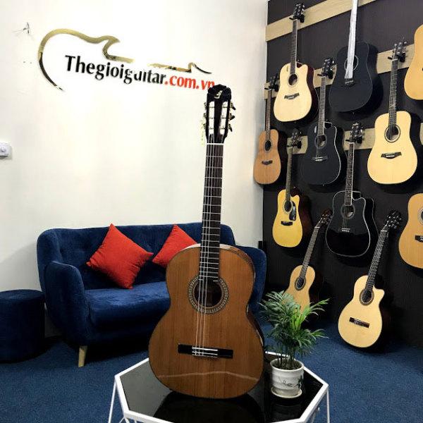 Guitar Classic Ba Đờn C350