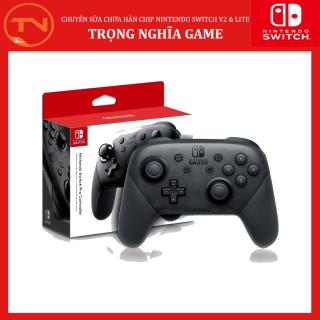 [Nhập ELJUN21 giảm 10% tối đa 200k đơn từ 99k]Tay Cầm Nintendo Switch Pro Controller thumbnail