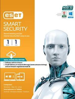 Phần mềm Eset Smart Security - Phiên bản cao cấp - 1 máy 1năm thumbnail