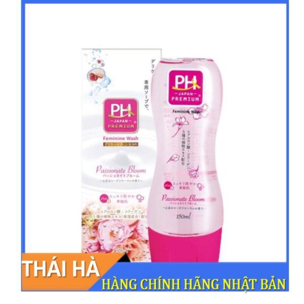 Dung Dịch Vệ Sinh Phụ Nữ pH Premium Nhật Bản