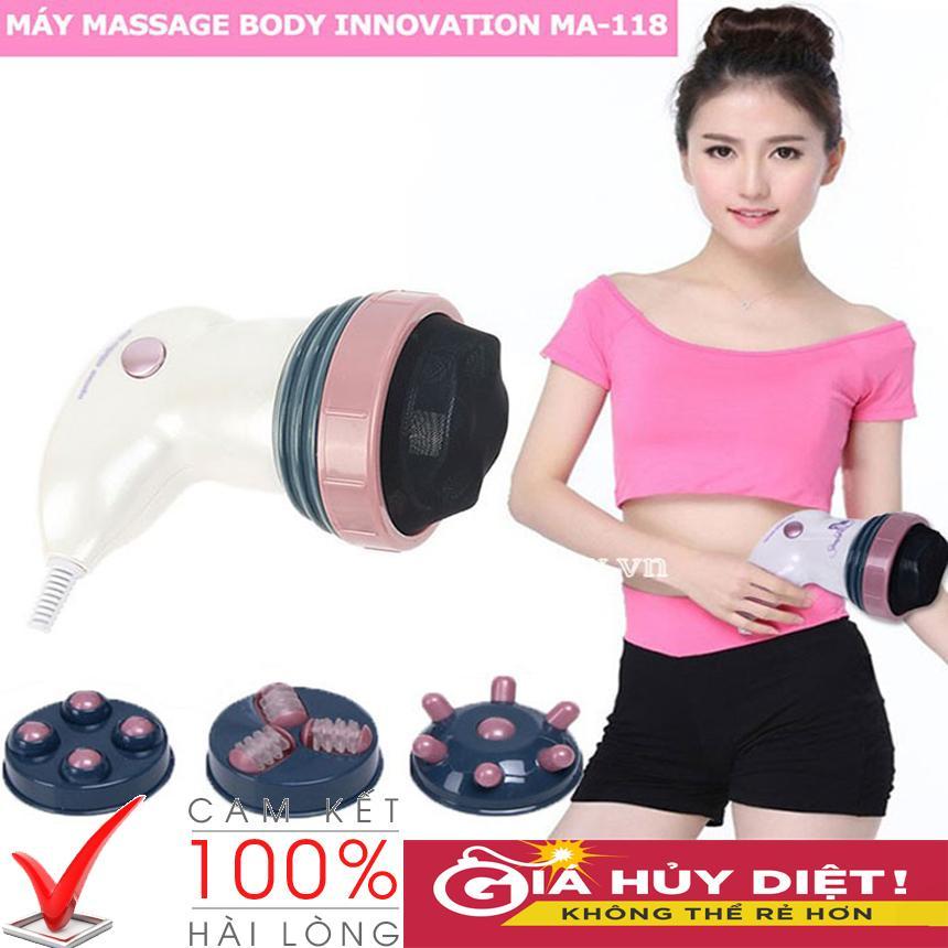 Cách giảm eo, Bán máy tập cơ bụng, máy massage cầm tay body innovation loại bỏ mỡ thừa, massage cho moi lua tuoi, giảm mỡ hiệu quả cho sự mọi sự lựa chọn cua bạn Giảm 50%, 2 cao cấp