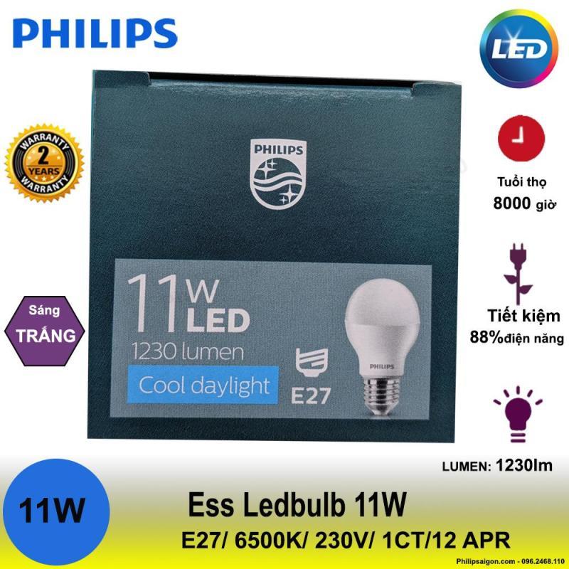 ( Bộ 2) Bóng LEDBulb ESS 11W E27 65000K hoặc 3000K 230V A60