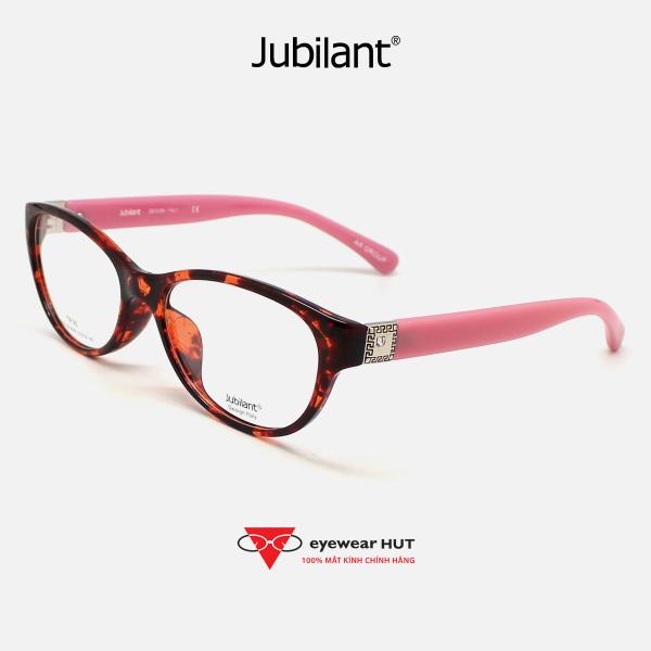 Giá bán Gọng kính Nữ chính hãng Nhựa Oval Phong cách Thời trang JUBILANT J40015