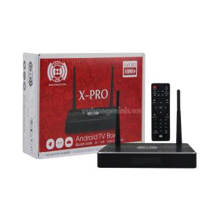X-PRO (Đen 2GB RAM ANDROID 7) VHM thumbnail