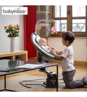 Ghế rung kiêm nôi đưa chính hãng Baby moov - Pháp thumbnail