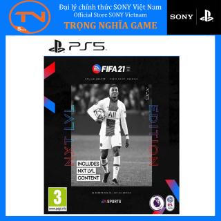 [HCM]Đĩa game PS5 - FIFA 21 thumbnail