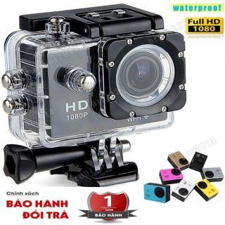 Máy quay gop Camera Hành Trình 1080 Sports Cao Cấp Gọn Nhẹ Chất Lượng Full Hd 1080, Có Chống Rung Kèm Chống Bụi,Chống Nước,Giá Ưu Đãi Sốc(-50%) Mã SP 451 thumbnail