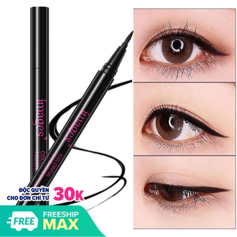 Bút dạ kẻ mắt lâu trôi Images bút kẻ mắt dạng nước bút kẻ mắt siêu mảnh kẻ mắt nội địa Trung XP-EL011