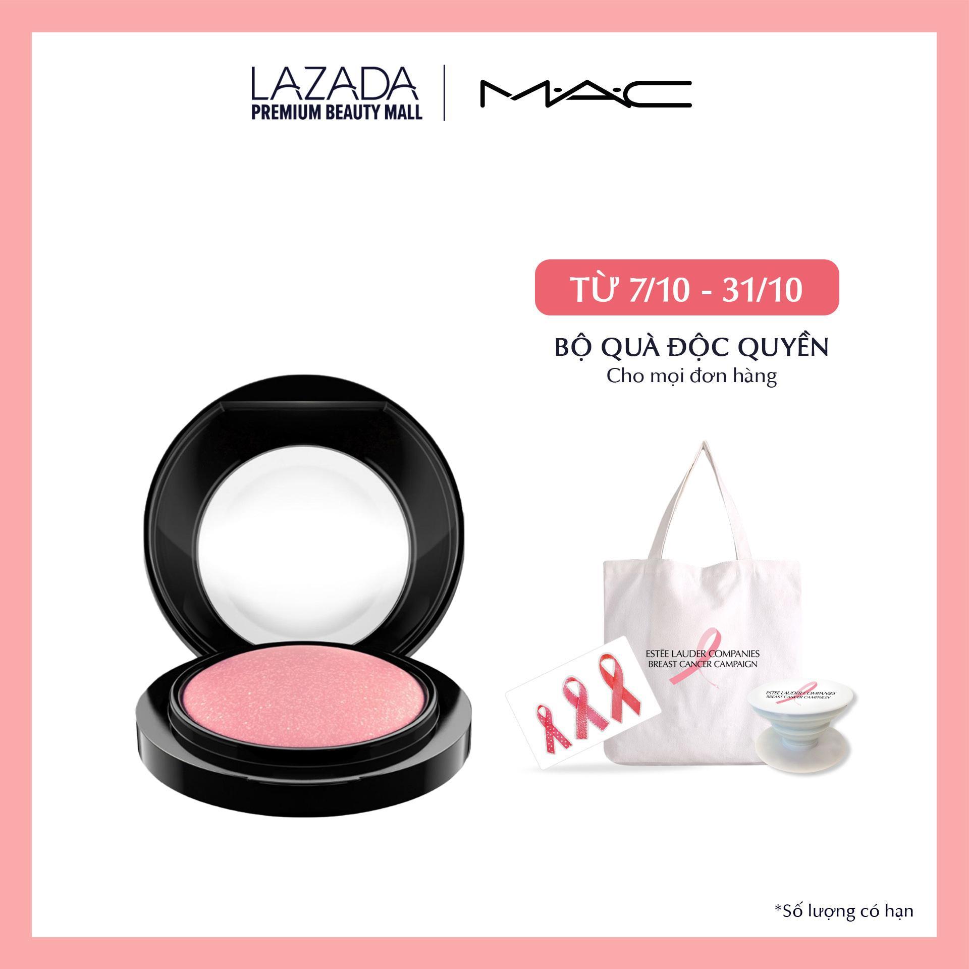 Phấn má hồng MAC Mineralize Blush 4g tốt nhất