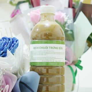5 lít Chế phẩm vi sinh Dịch Chuối Trứng Sữa Lên Men đậm đặc Kích Chồi, ra hoa đậu trái cho hoa lan, cây kiểng, rau thumbnail