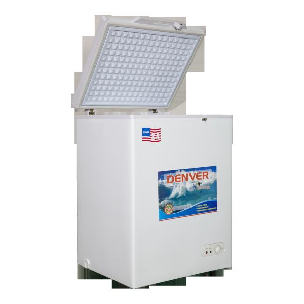 Bảng giá Tủ đông Denver dàn đồng 100L màu trắng Điện máy Pico