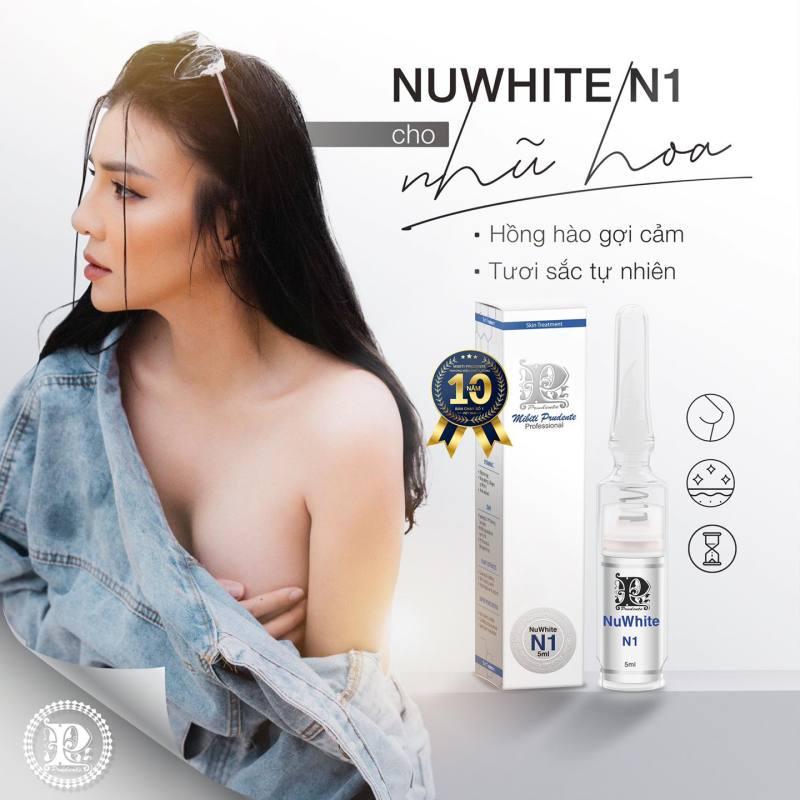 LÀM HỒNG NHŨ HOA - NUWHITE N1 (MỸ)