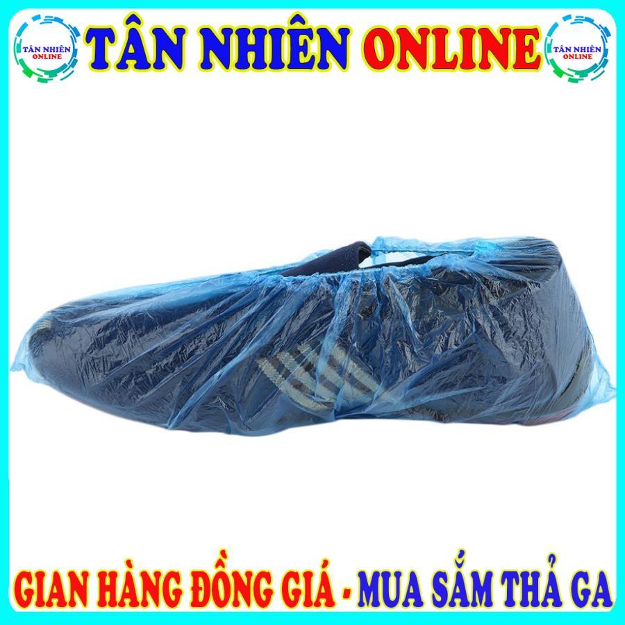 Bọc giày đi mưa loại mỏng tiện lợi sử dụng cho mùa mưa