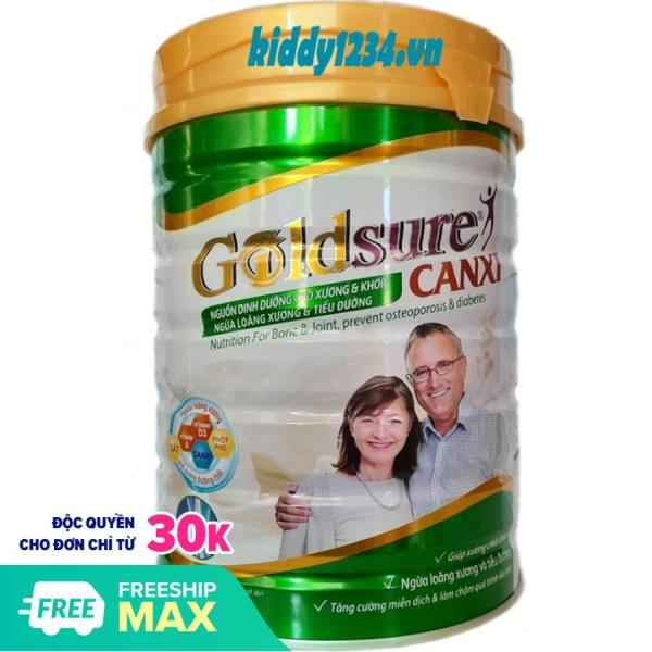 [sale]Sữa Goldsure Canxi NC 900G ngừa loãng xương (date mới)