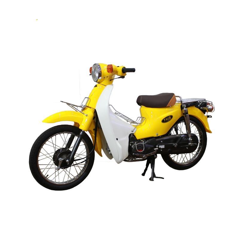 Xe cub 81 TAYA (vàng chanh) NHẬT BẢN