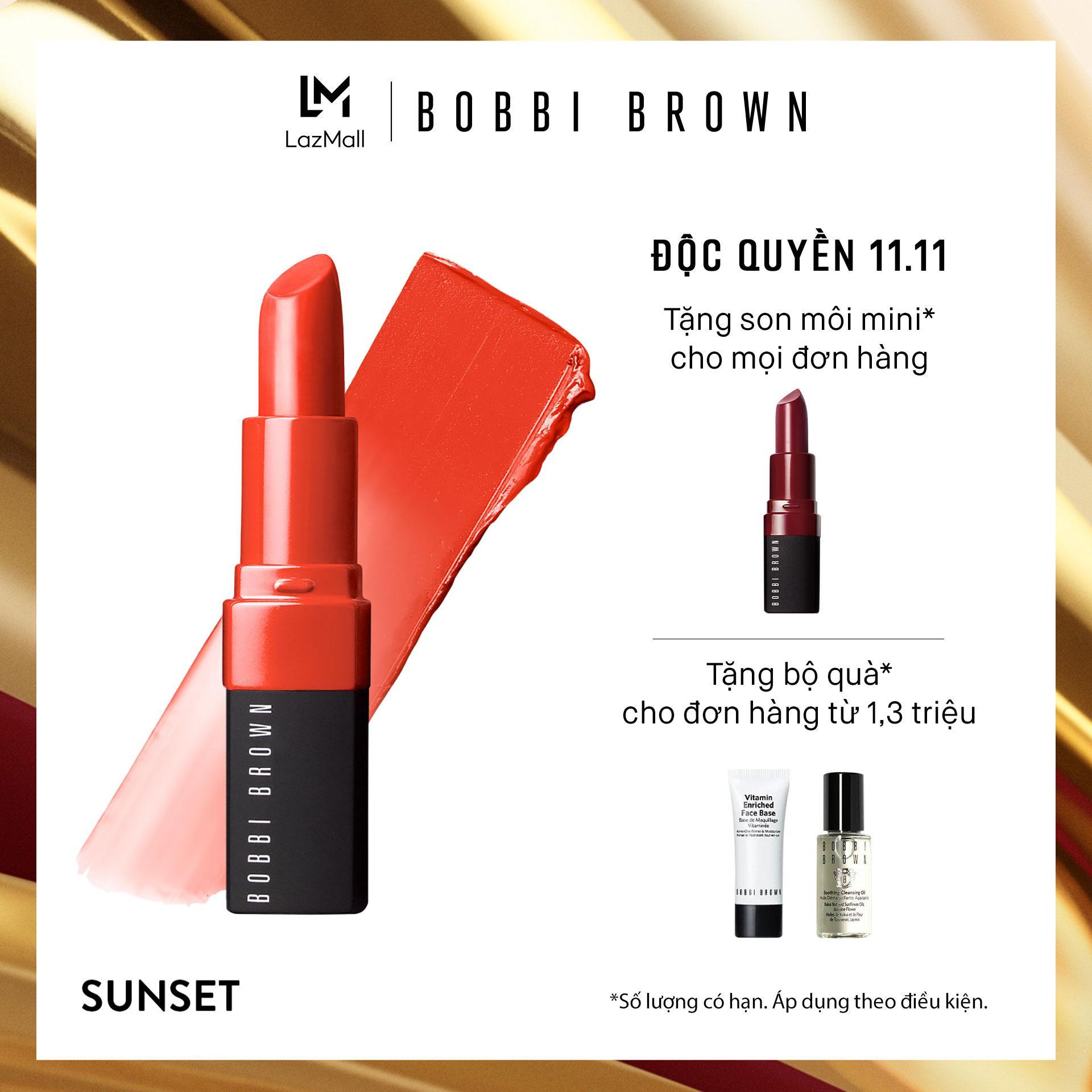 Son môi Bobbi Brown Crushed Lip Color 3.4g nhập khẩu