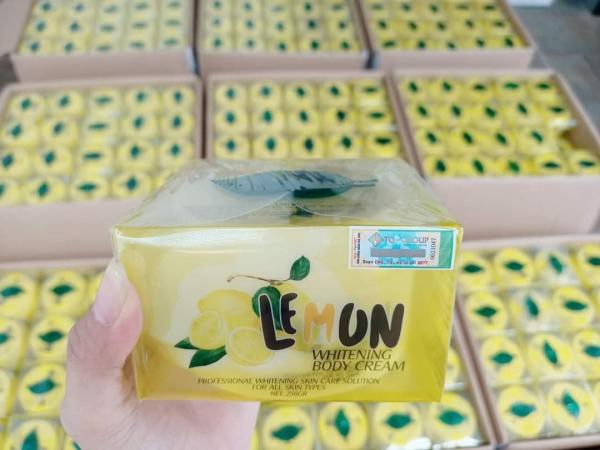 Kem Body Chanh LEMON MẪU MỚI giá rẻ