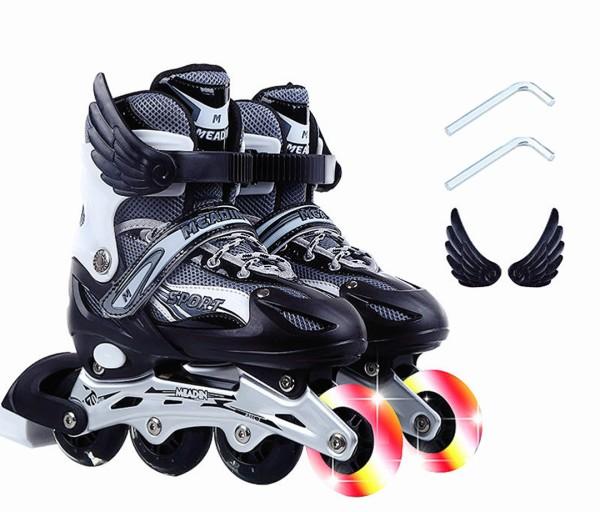 Phân phối Giày patin sports cho trẻ em và người lớn có thể chọn màu