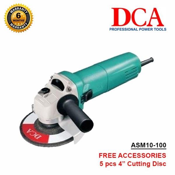 [HCM]ASM10-100 Máy mài góc có điều tốc 1020W DCA