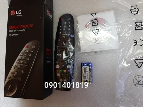 Bảng giá Điều khiển Tivi LG magic MR-19BA(hàng chính hãng mới 100%)