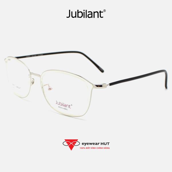 Giá bán Gọng kính Nữ Chính Hãng Kim loại Oval JUBILANT J60019