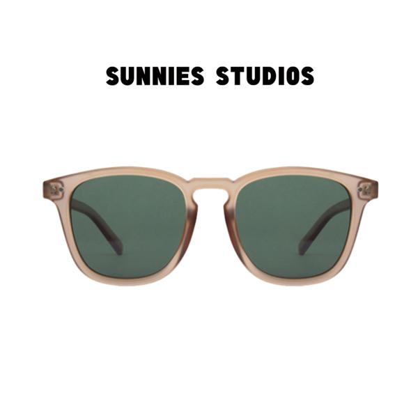 Mua Kính mát Sunnies Studios Gọng Vuông Yoji in Oak