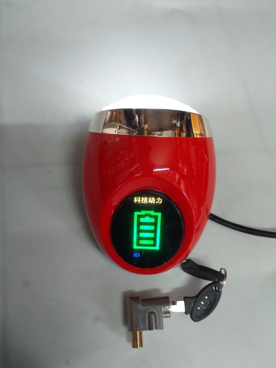 Mua đầu đèn xe đạp điện giá tốt- dau den - đầu đèn xe đạp điện - đầu đèn xe điện kiểu mới - đầu đèn MILAN