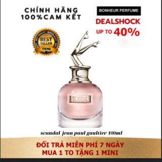 Nước Hoa Scandal Jean Paul Gaultier EDP 80ml siêu lưu hương (Nữ) thumbnail