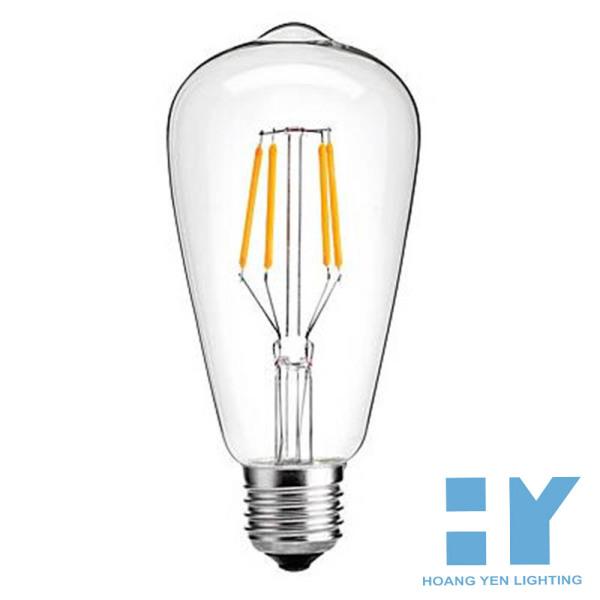 Đèn led Edison ST64