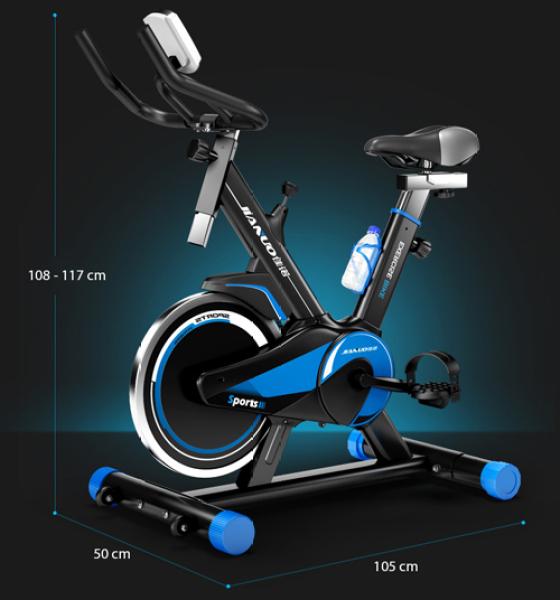 Bảng giá Xe đạp tập thể dục Spin Bike Tokado JN55