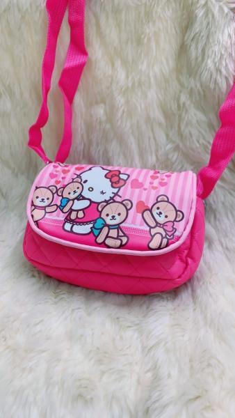 Giá bán Túi đeo in hình Hello Kitty dễ thương