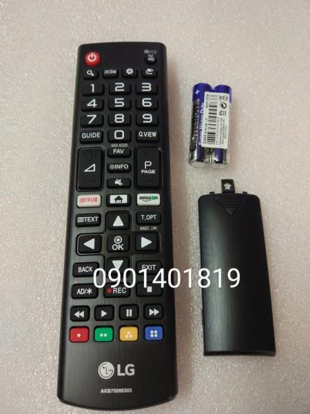 Bảng giá Điều khiển Tivi LG - AKB75095303 ( hàng chính hãng mới 100%)