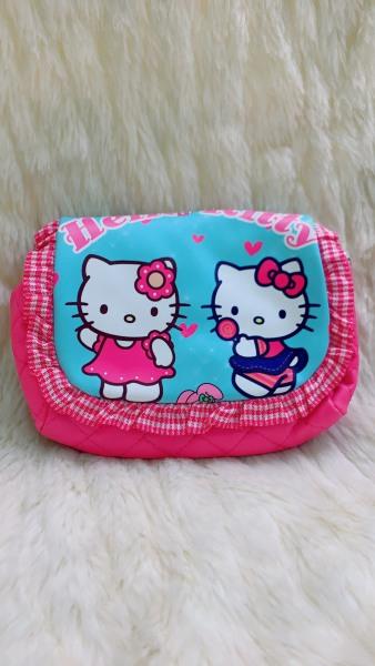 Giá bán Túi đeo chéo hình Hello Kitty cho bé gái