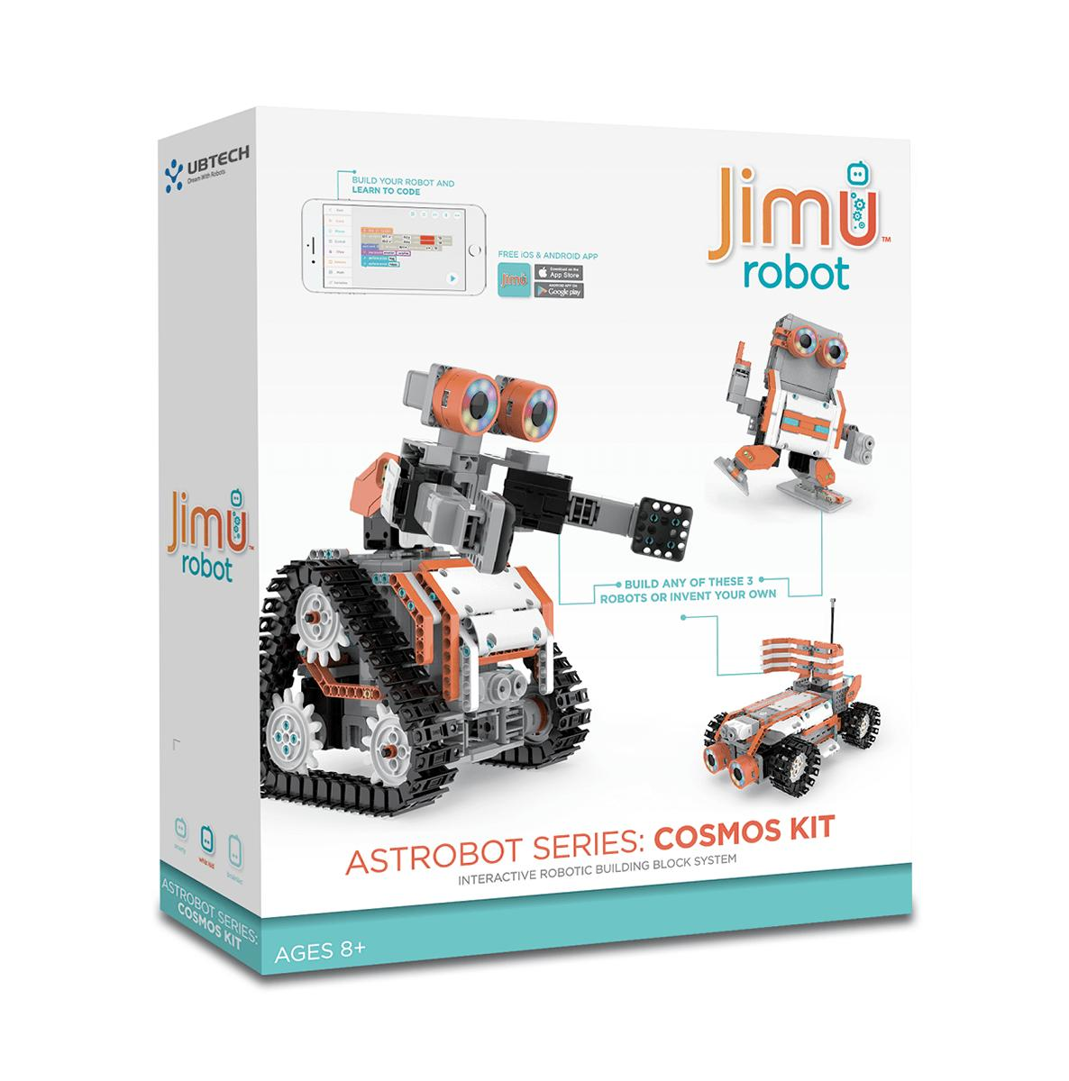 Robot Giáo dục UBTECH JIMU Astro Bot (Astrobot)
