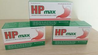 HPmax - Làm sạch vi khuẩn HP, nhanh lành ổ loét thumbnail