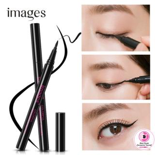 TAKOYA - Bút dạ kẻ mắt siêu mảnh IMAGES kẻ viền mắt bút lông kẻ mắt kẻ mắt nước nội địa Trung TK-EL012 thumbnail