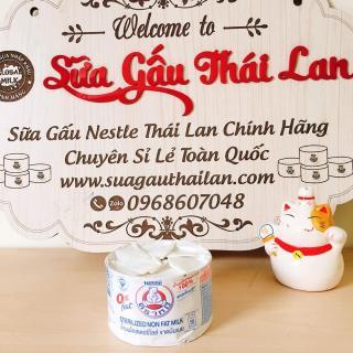 Lốc Sữa Gấu Giảm Cân Nestle Thái Lan Chính Hãng thumbnail