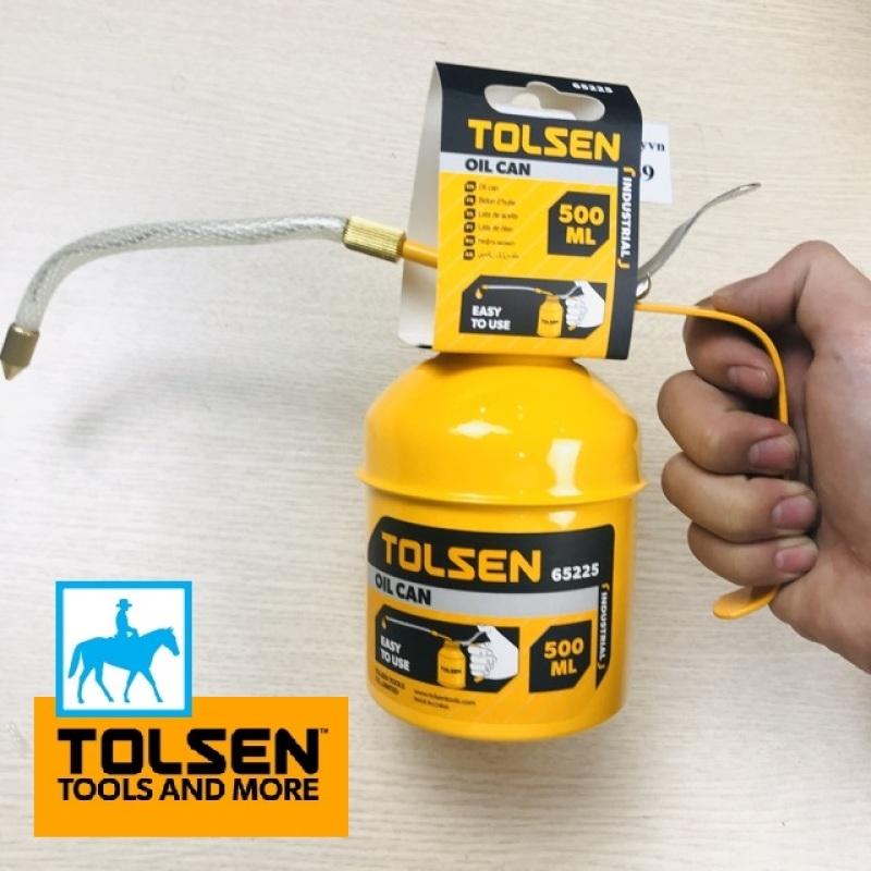TOLSEN Bình Xịt Nhớt 500ml Oil Can 65225